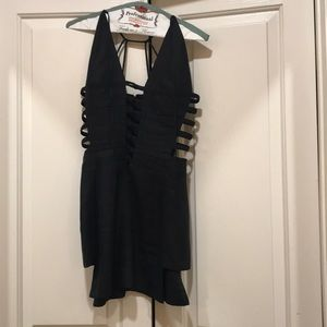 Fendi black dress size 38 (4)